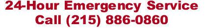 24 Hour Service Calls